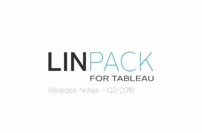 Linpack For Tableau - Q2-2018